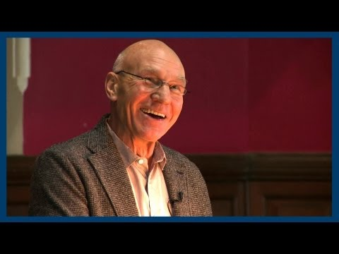 Sir Patrick Stewart | Full Address | Oxford Union
