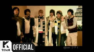 [MV] SS501 _ 겁쟁이 ***** Hello, this is 1theK. We are working on s...