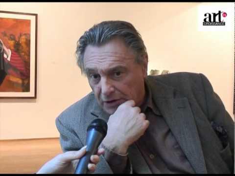 Entretien avec Gérard Garouste - Sur le Faust de Goethe et ses interprétations...