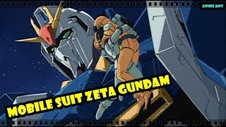 Mobile Suit Zeta Gundam The Movie AMV