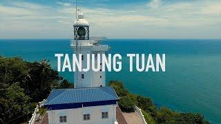 Tanjung Tuan (DJI Phantom 4)