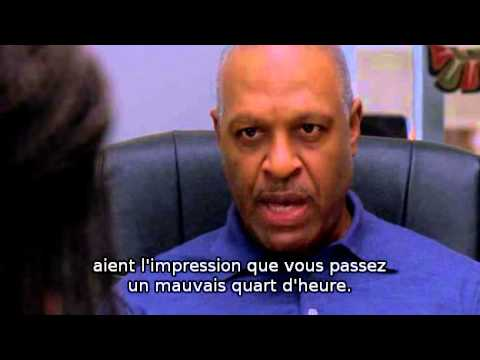 "Grey's Anatomy - Richard Webber and Miranda Bailey ""Lose the smile"" S06E15"