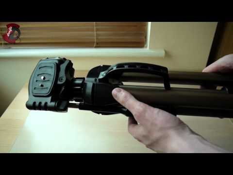 Hama Star 63 Tripod unboxing and overview