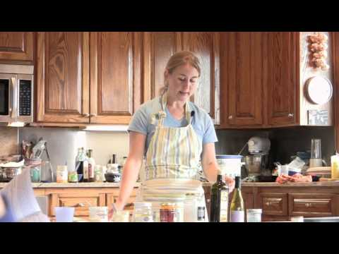 The Barefoot Cook Workshop, Part 1, Amanda Love Traditional Foods, Everyone Cooks