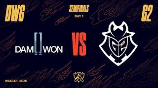DWG vs G2   Semifinals Day1 H/L 10.24   2020 월드 챔피언십