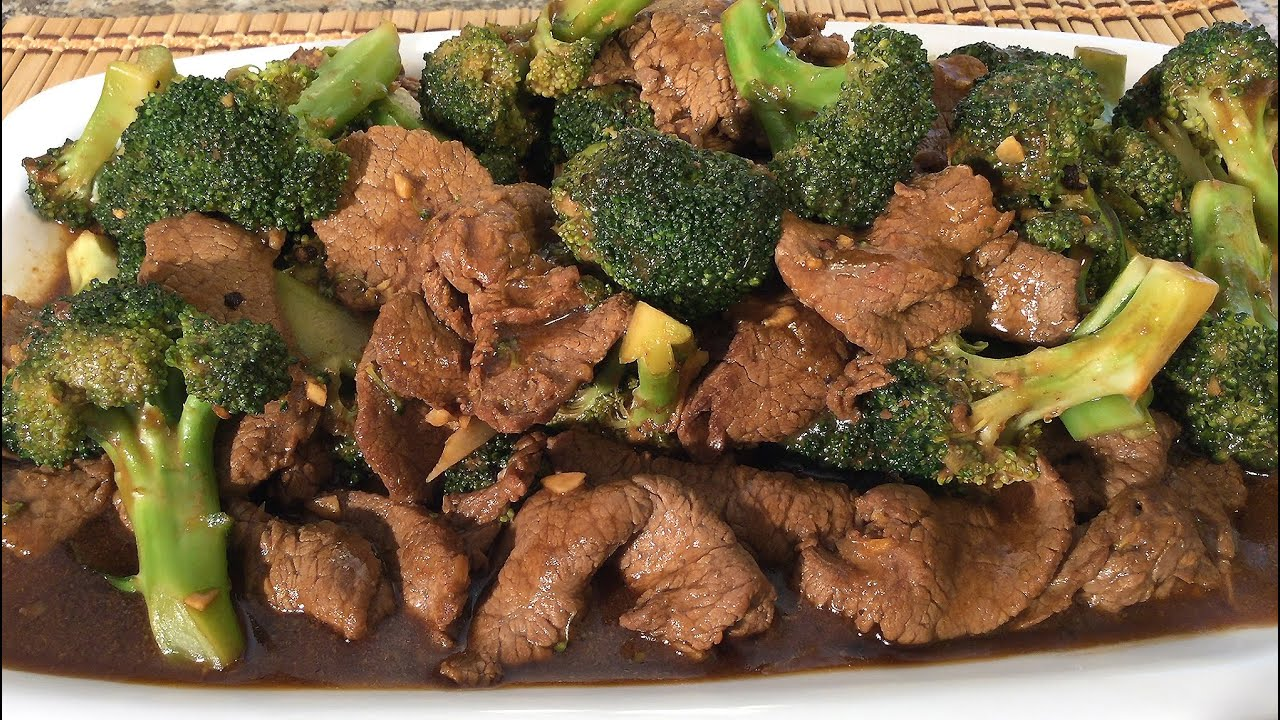 How to make beef and broccoli chinese food recipes restaurant style how to make beef and broccoli chinese food recipes restaurant style youtube forumfinder Image collections