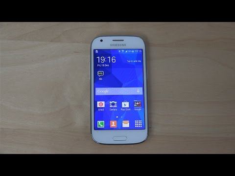 Samsung Galaxy Ace 4 - First Look (4K)