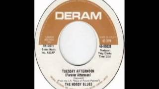 Moody Blues - Tuesday Afternoon (1968)