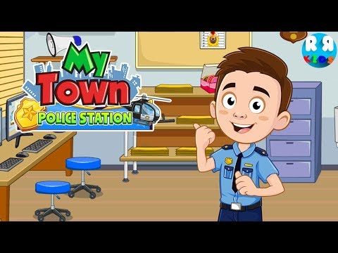 My Town : Police Station  NEW BIG UPDATE IS HERE !!