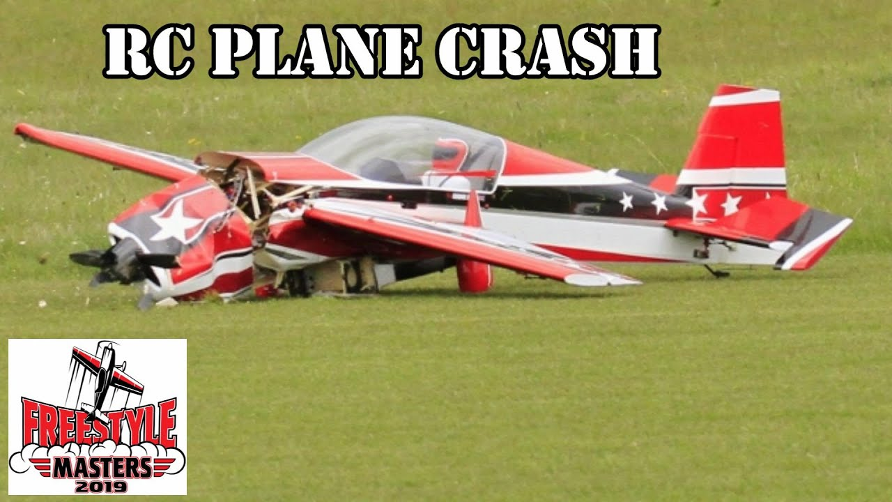 Best Rc Planes 2020 RC PLANE CRASH   STALLED INTO THE GROUND FROM A LOW BUNT   DANI AT