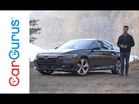 2018 Honda Accord | CarGurus Test Drive Review