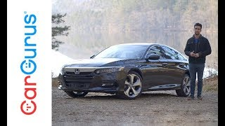 2018 Honda Accord | CarGurus Test Drive Review