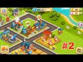 Cartoon city 2-Farm to Town-beta - Android Gameplay - Hd #2