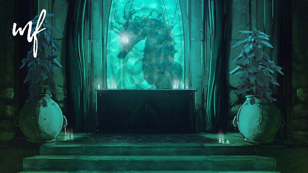 Underwater Temple ASMR Ambience