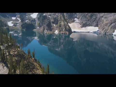 Idaho Drone Selects - Solar Equlipse