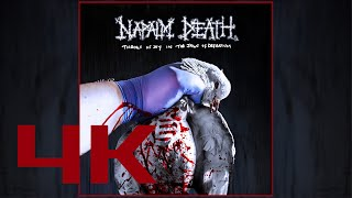 NAPALM DEATH A Bellyful of Salt and Spleen