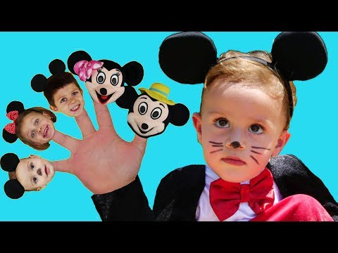 Finger Family Collection - Finger Family Songs - and more Nursery Rhymes by LETSGOMARTIN