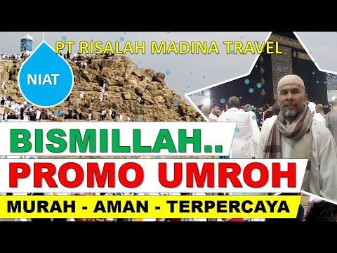 Paket Umroh Pesawat Garuda, Paket Umroh Murah Desember 081388097656.