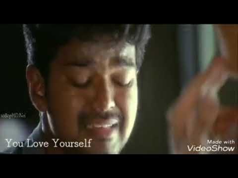 Vijay amma status song