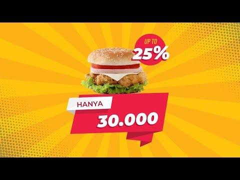 Contoh Video Promosi Produk Makanan Kuliner Kode Vp 5 Youtube