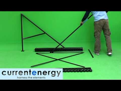 CURRENTENERGY.CA - Part 1 - HPC - Evacuated Tube Solar Thermal Collector System