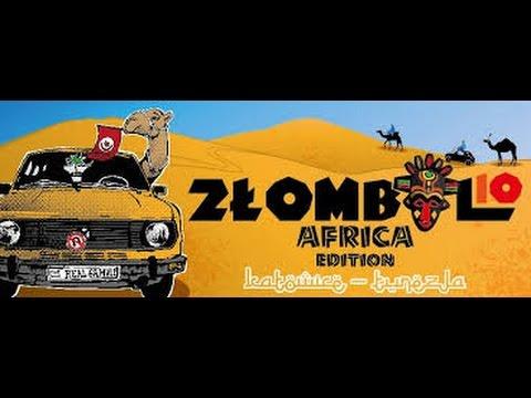 Złombol 2016 Africa Edition TRAILER