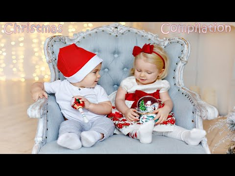 Kids Christmas Compilation-20 Beautiful Christmas Songs for Children Relaxing Christmas Music