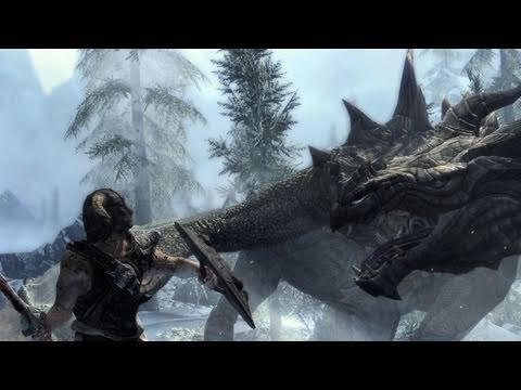 The Elder Scrolls V: Skyrim – Official Trailer