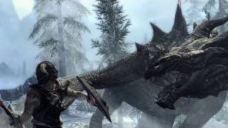The Elder Scrolls V: Skyrim - Official Trailer(We're pleased to share the first ever in-game trailer for The Elder Scrolls V: Skyrim, the next installment in The Elder Scrolls series from award-winning creators ..., 2011-02-23T20:12:28.000Z)