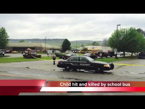 Child hit and killed by school bus at Chattanooga Valley Elementary School
