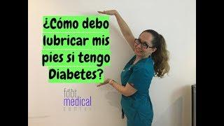 Afectar la diabetes pies? mis puede ¿Cómo