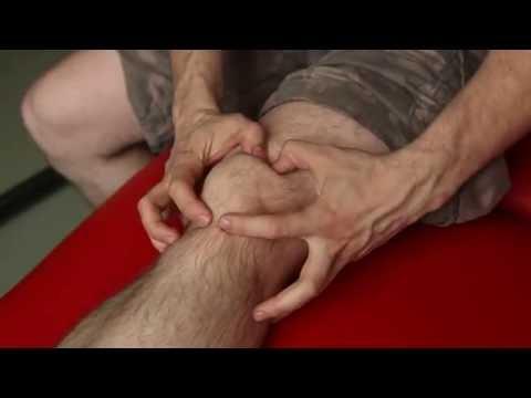 Массаж коленного сустава при артрозе в домашних условиях