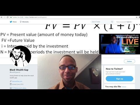 Stephen Washington: The Future Value Formula is the KEY to wealth