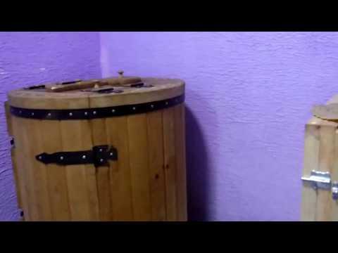Отличия в планировке русской бани и сауны на примере Ефимовских бань