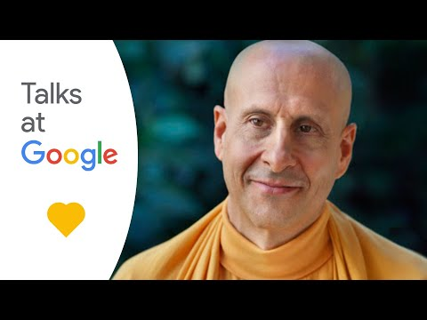 "Radhanath Swami: ""Influence Without Affluence: The Power of Integrity and Authenticity"""