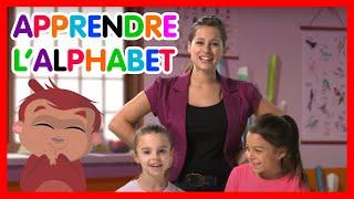 Apprendre l'alphabet - Les Amis de Boubi (Comptines pour enfants)