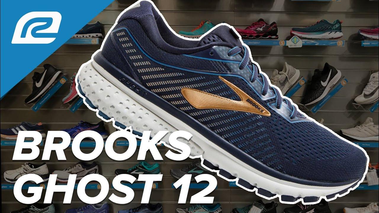 tessuti pregiati buona reputazione immagini dettagliate Brooks Ghost 12 | First Look - Shoe Review/Preview