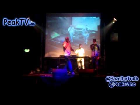 @HazetheTruth Live  ..... A LIST EVENT @CARGO ...@PEAKTVInc ....
