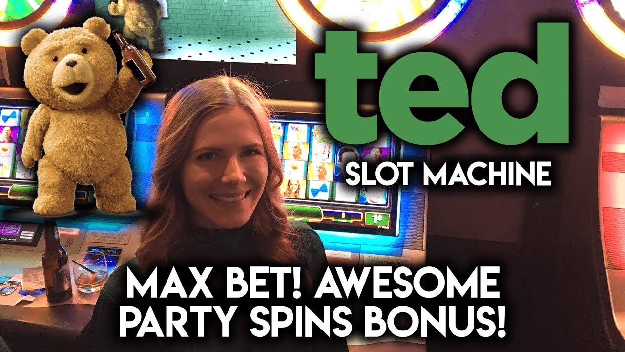Ted slot machine bonus