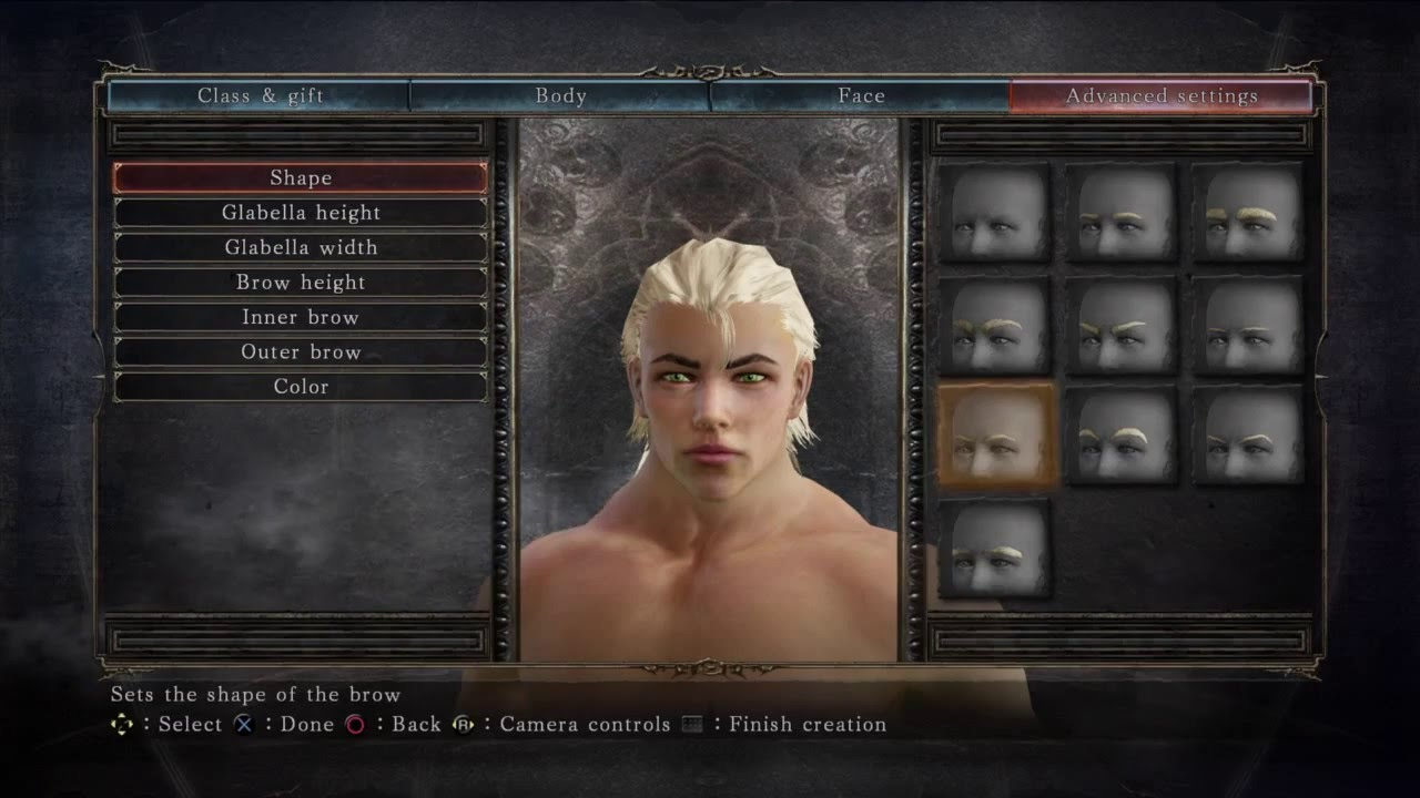 Dark Souls 2: Game of Thrones Character - YouTube