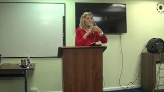 Послание на Апостол Павел до Римляните   урок 11ти, п р Джина Прат, църква ''Алфа и Омега''
