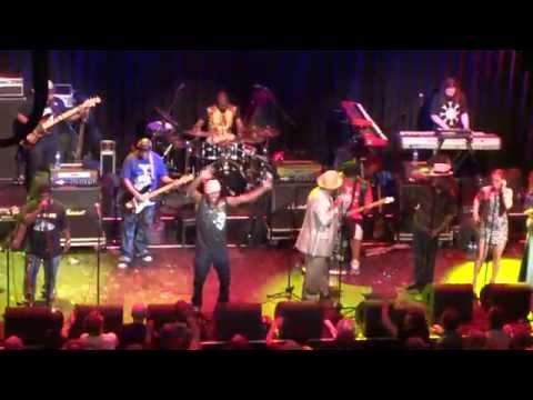 George Clinton - Live @ Paradiso Amsterdam The Netherlands - 27.07.2014.