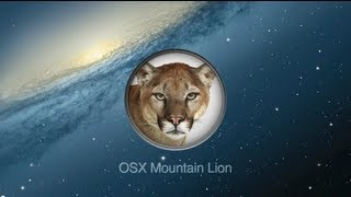 Mac OS  X Mountain Lion: Features Demo