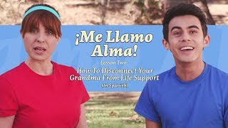 How To Disconnect Your Grandma From Life Support (In Spanish)