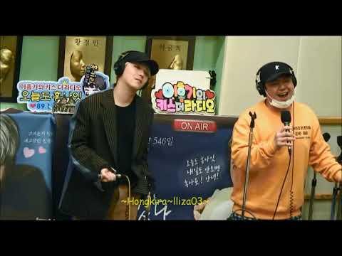 Lee Hongki 이홍기 @ 홍키라 Live Singing - Yoon Jong Shin - Like It / 윤종신 - 좋니 - 13 Apr 2018