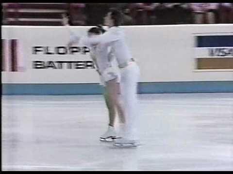 Gordeeva & Grinkov (URS) - 1989 World Figure Skating Championships, Pairs