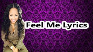 ann marie feel me lyrics