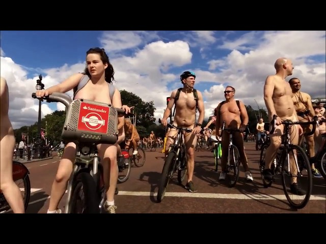 WNBR 2019 London - Tower Hill Start - Part 3 of 3