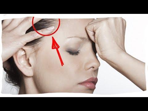 Болит кожа головы и лица