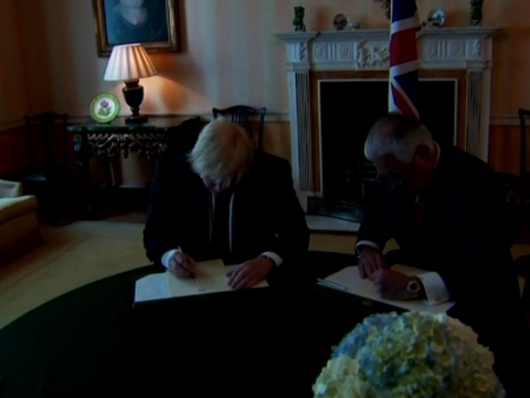 Tillerson: US Regrets Leak in Manchester Probe